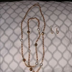 Paparazzi Extra long double tap necklace